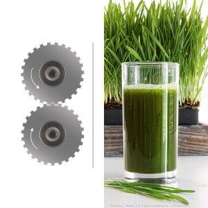 Bild 4 zu Artikel Entsafter GreenStar Elite GSE 5000 - für Fruchtsäfte, Gemüsesäfte und Weizengrassäfte