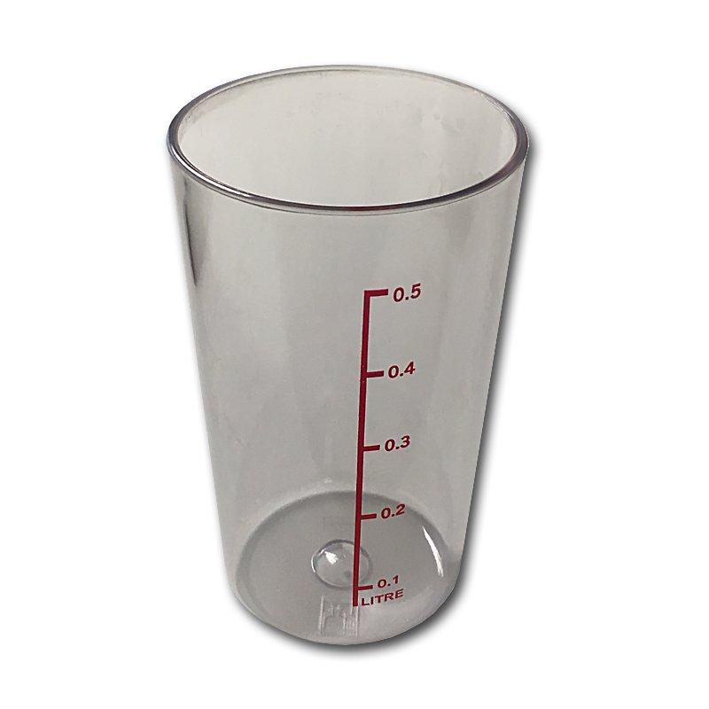 0,5l Saftbehälter für Gastroback Vital Juicer Pro 40117